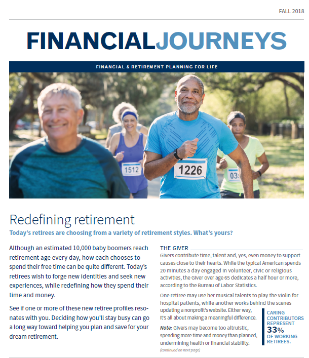 Fall2018 FJ RedefiningRetirement